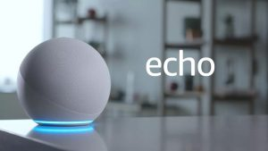 Amazon Echo new design 2020